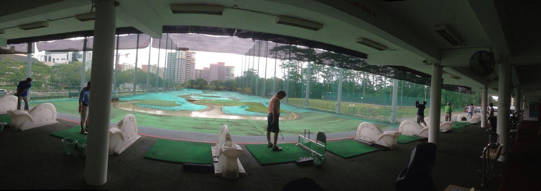Bakit Batok Driving Range Singapore Golfing Golf Driving Ranges In Singapore