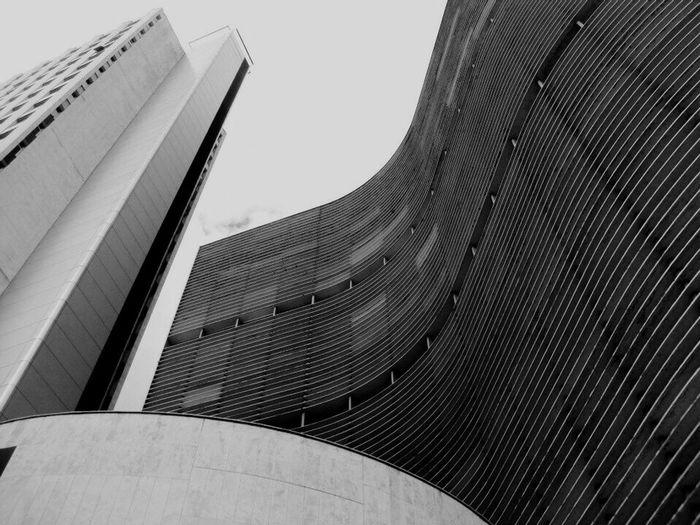 Copan - Arquiteto Oscar Niemeyer - São Paulo, Brasil Architecture City Building Exterior Saopaulo Saopaulocity Brasil Brazil