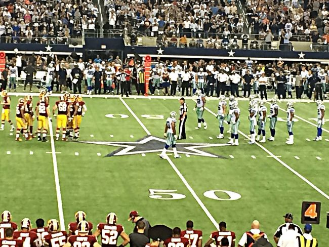 MnfFootball] Fans Dallas Cowboys