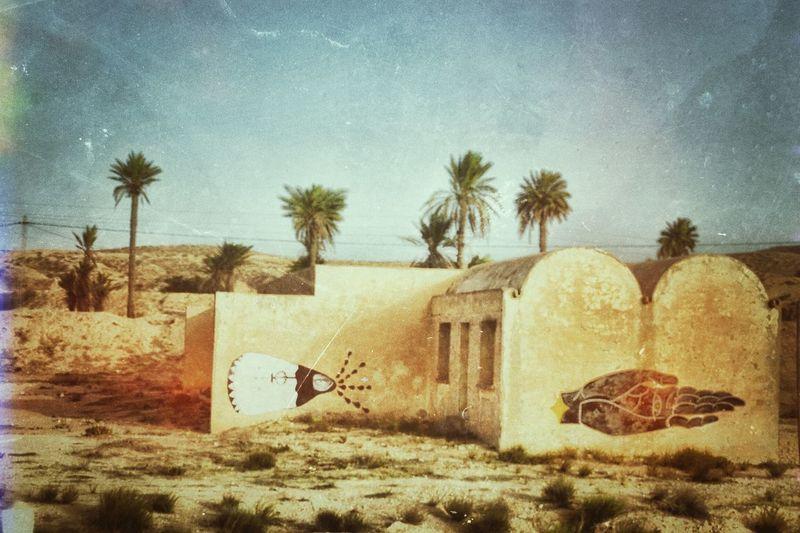 Street Art Matmata Gabes Tunisia