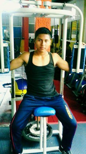 😁😅 Gym!