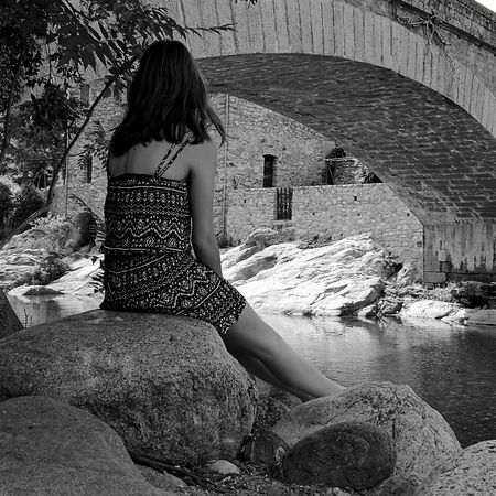 Essai Blackandwhite Nature Rocher First Eyeem Photo Feel The Journey Nuages Nostalgie Art