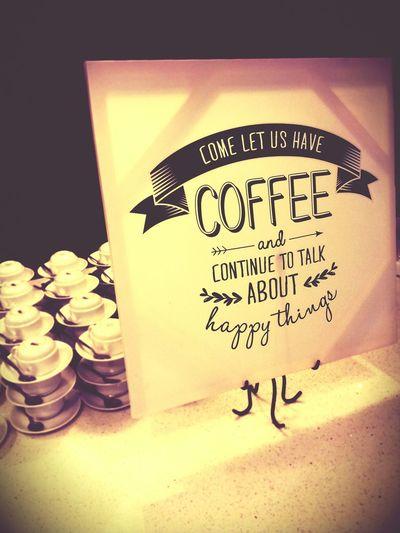 Hanging Out Saturday Enjoycoffee