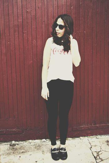 Street Art Polishgirl Goodday Fashion ✌✴✴✴✴