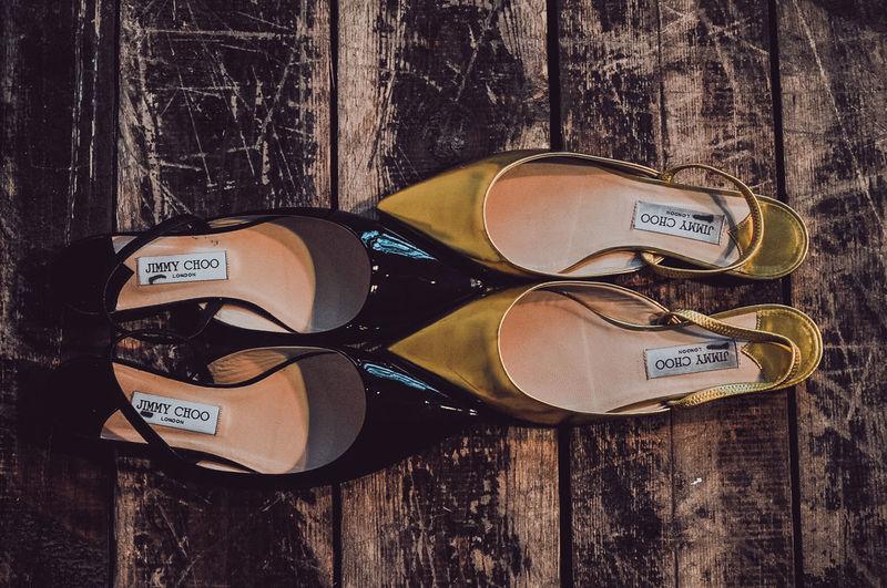Black Colors Girl Gold Jimmy Choo Jimmychoo Photo Shoe Shoes Yellow