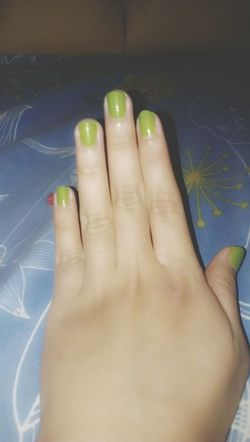 my new color Nail Polish 💅💅 Maybelline Maybellinenewyork My Nails  ..xxx