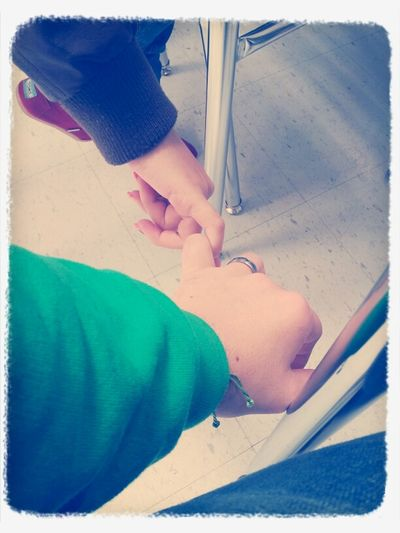 Pinky Promise(: