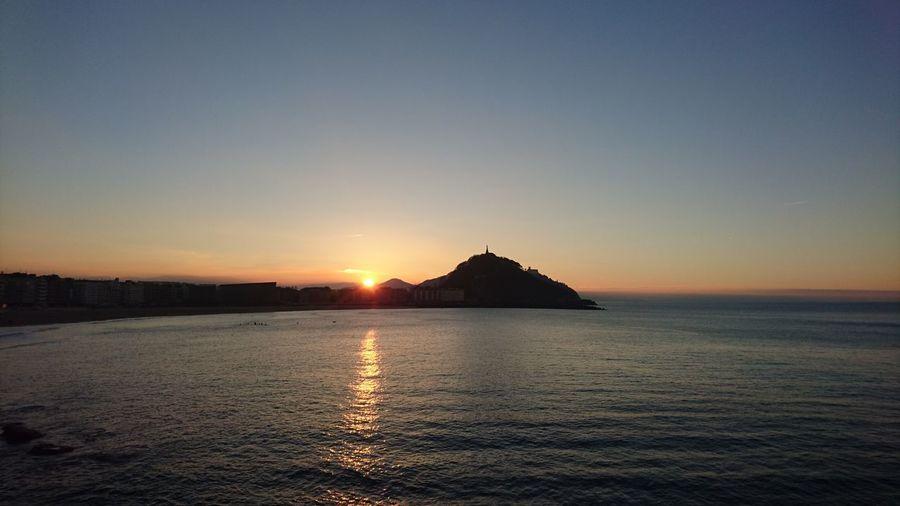 Sunset Love My