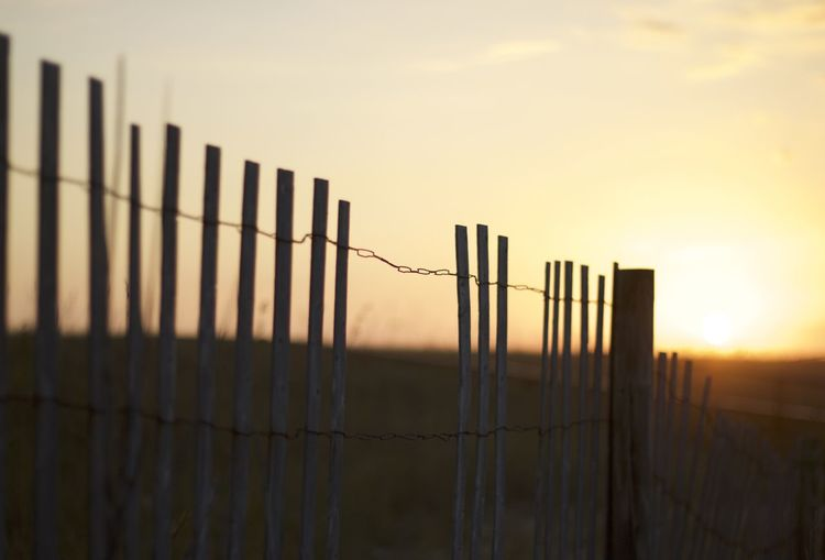 Beach Life Beachphotography Fences Nature No People Outdoors Sky Tadaa Community
