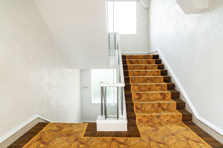 Staircase at home