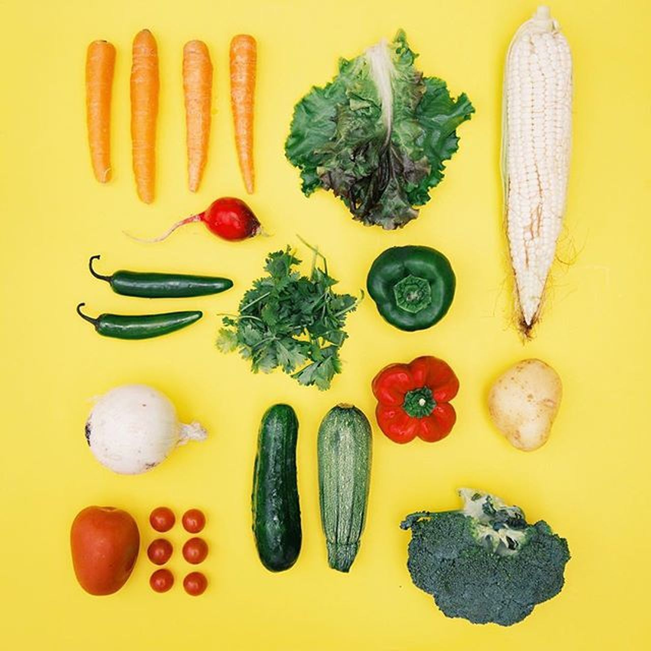 vegetable, carrot, healthy eating, variation, raw food, studio shot, freshness, food, tomato, no people, food and drink, large group of objects, multi colored, squash - vegetable, day