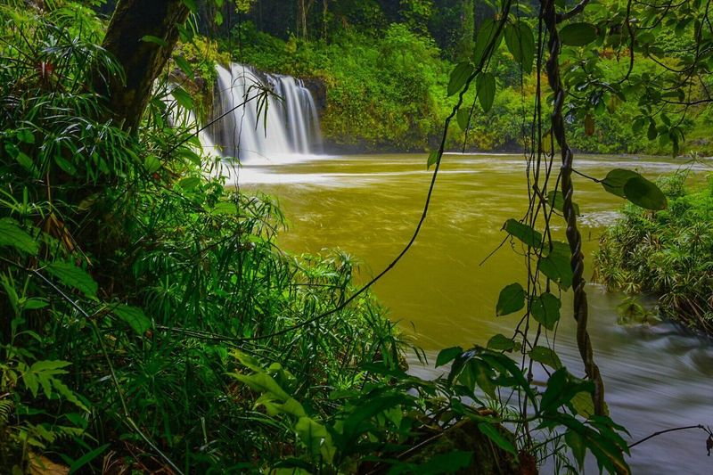 The Great Outdoors - 2016 EyeEm Awards The Essence Of Summer Rainy Days Nature Textures Nikon Landscape_Collection Landscapes Nature Harmony Beauty OpenEdit Nature OurColorfulPlanet Check This Out Enjoying Life Waterfall Hello World Nature_collection Adventure Is Out There Keepexploring CliffJumping