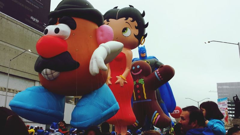 Mr. Potato Head Ballons Taking Photos Check This Out