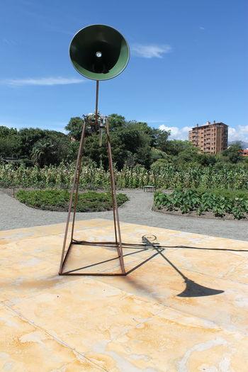 Clear Sky Day No People Outdoors Sky Tree XIII #BienalCuenca2016 Nombre De La Obra; #ORATORIA Autor; #JuanCarlosMartinat De Lima, Perú