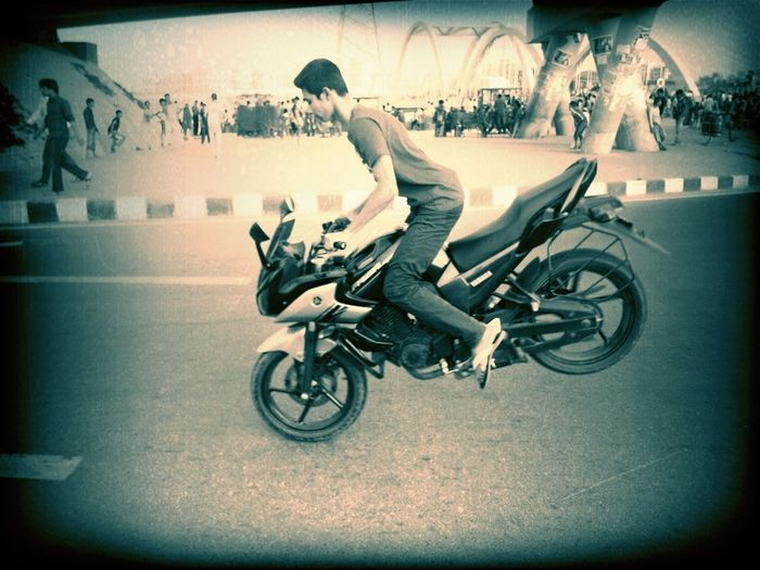 #playing With My #beast..... 3:)