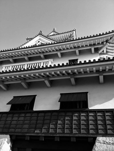 Castle Nagahamacastle Shiga Nagahama Blackandwhite Blackandwhite Photography Black & White Blackandwhitephotography Ultimate Japan