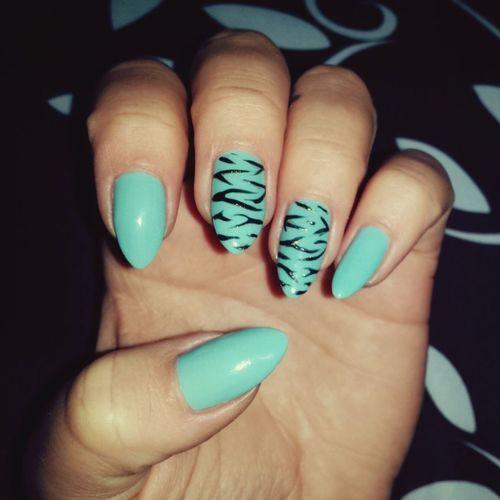 Nailart  My Nails  Hybryd Love