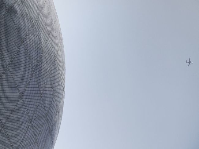 Planet Earth Airplane Dome Space Minimalism Architectural Column Minimal Sky Copy Space No People Low Angle View Day Nature Visual Creativity Clear Sky Pattern Textured  Architecture Close-up Cold Temperature Backgrounds Creativity Built Structure Visual Creativity Visual Creativity The Architect - 2018 EyeEm Awards Creative Space