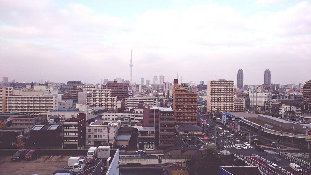 遠め... Skytree スカイツリー Toyocho
