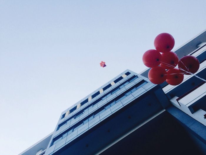 Up Red Balloon