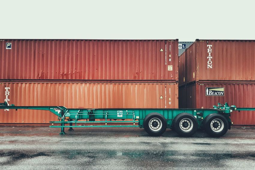 📱Capture The Moment Cargo Container Container Transportation Industry Mode Of Transport Outdoors Shipping  Freight Transportation No People Getting Inspired Fine Art Photography Streetphotography Rainy Days Depth Of Field Tranquility Corrugated Iron Snapshots Of Life Scenics Urban Bay Area Detail Mobile Photography EyeEm Best Shots 17_10 EyeEmNewHere