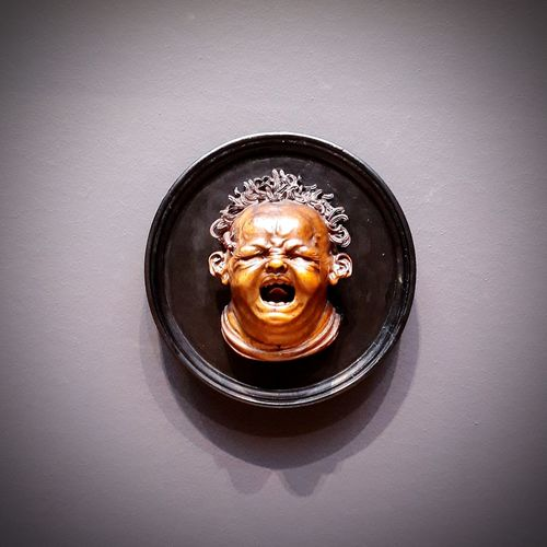 Gold Putto Badputto Bad Ungry Ungryface Hungry Hate Haters Scream Screaming Littlescream No Art Art is Everywhere EyeEmNewHere Gold Colored Golden