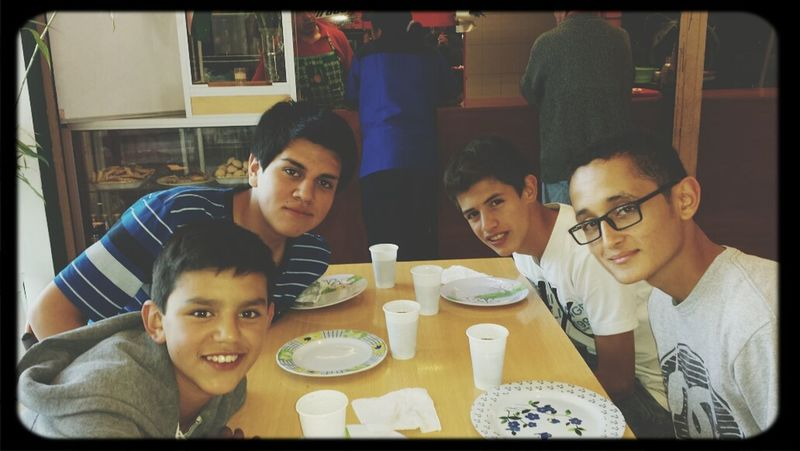 Best Friends Hello World Check This Out Brothers good time witht my friends