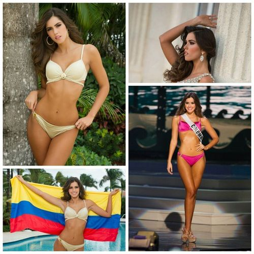 Новая Мисс Вселенная из Колумбии