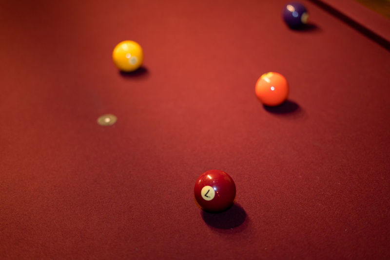 Playing the Angles Ball Close-up Competition Cue Ball Indoors  Leisure Games No People Pool - Cue Sport Pool Ball Pool Cue Pool Hall Pool Table Snooker Snooker And Pool Snooker Ball Sport Table