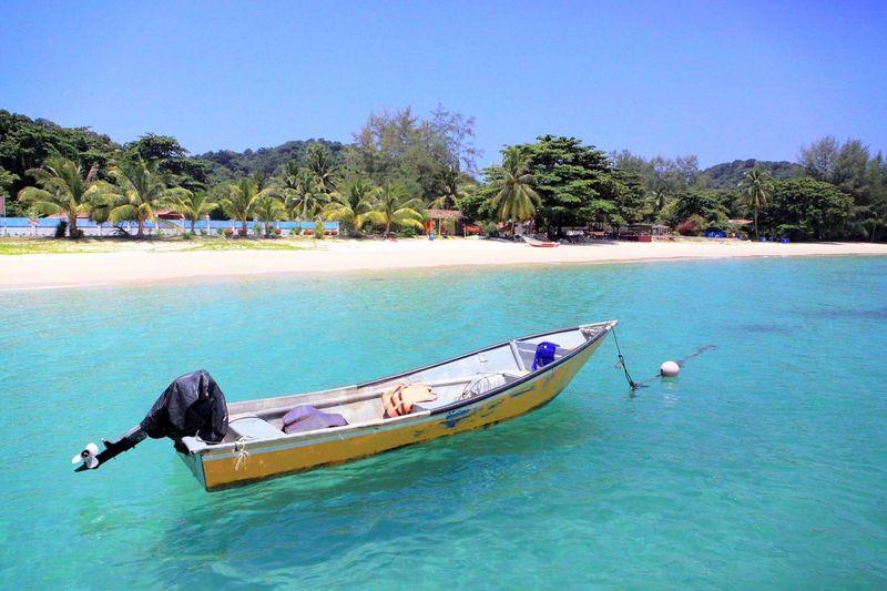 Memory Of Travel 2014 Malaysia Beach