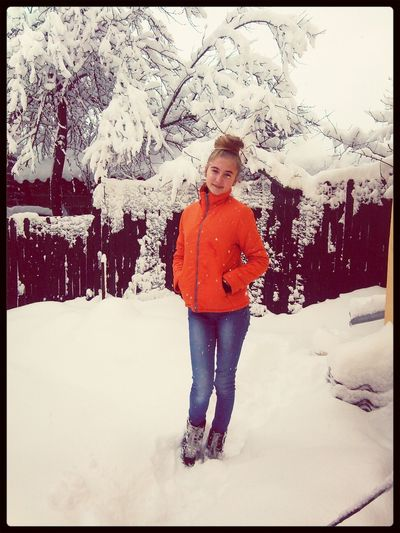 snow baby :3