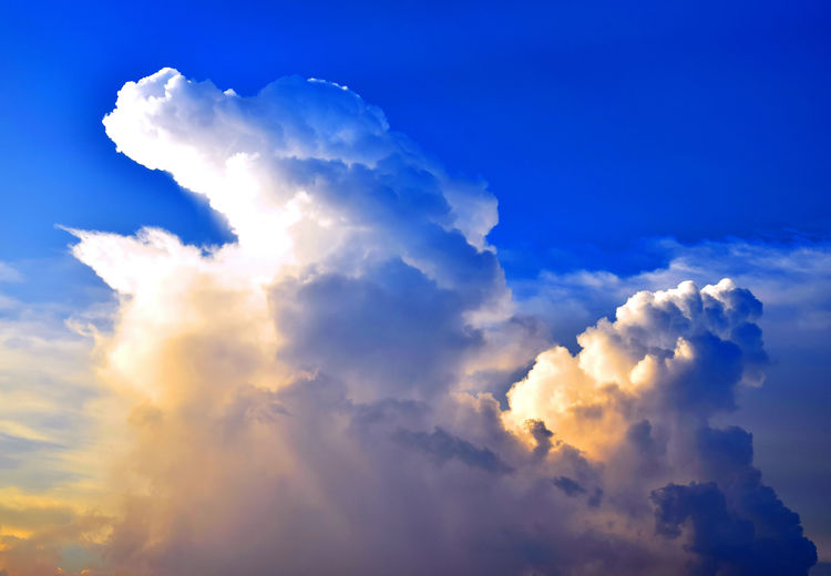 Backgrounds Beauty In Nature Blue Cloud - Sky Day Heaven Nature No People Outdoors Scenics Sky Sky Only Sunlight Tranquil Scene Tranquility