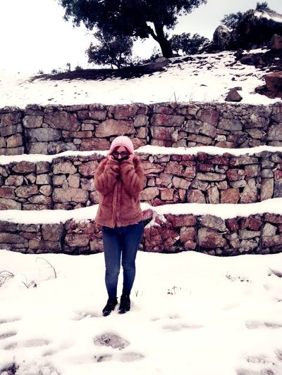 Froid 😥🎅💪 Neige👌👊❄️⛄️ Love ♥