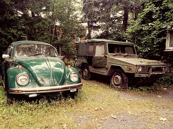 Which one would you drive?!!! Old Car Car Collection Abandoned Places Vintage Cars
