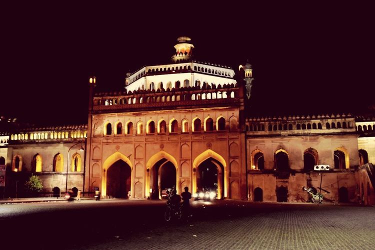 Roomigate Lucknow Old Built Structure