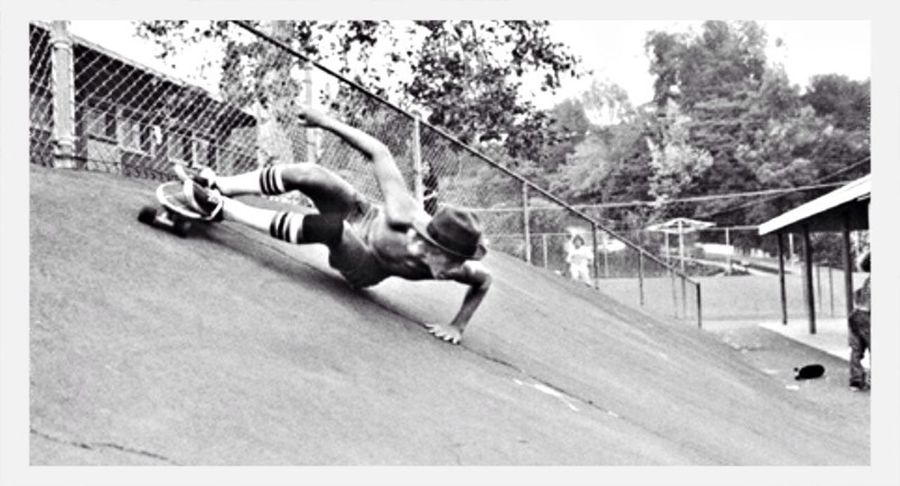 "RIP Jayadams ""seed of Skateboarding "" legendary original"