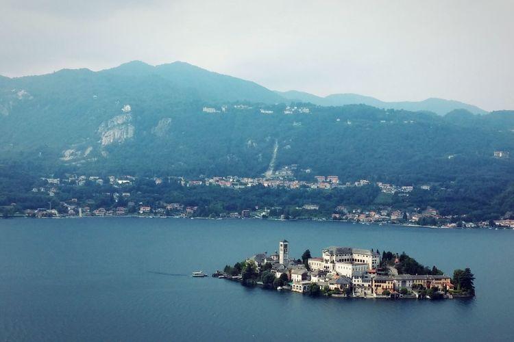 Erasmus Photo Diary day 14: lake trip, Lago D'Orta
