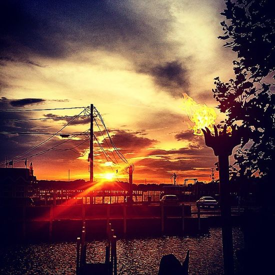 Putinbay Pib Bay Bayside LakeErie Summer Ohio Lake Sunset Sun