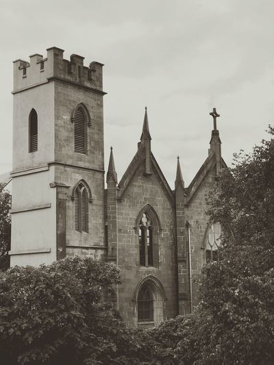 Architecture Building Exterior Religion Built Structure Spirituality Tree Church Architecture Church Tower EyeEmGalway EyeEm Vision