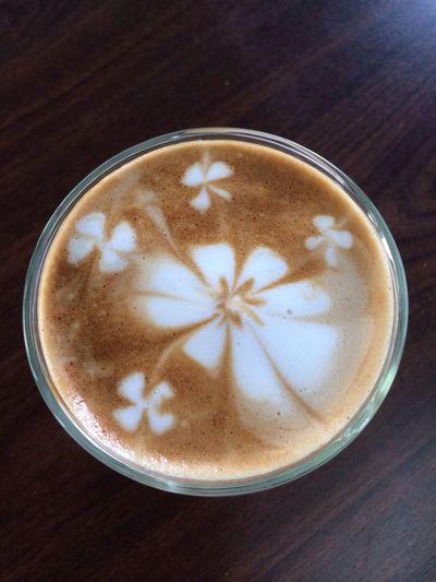 Flowersss ;) Cosmffee Coffee ☕