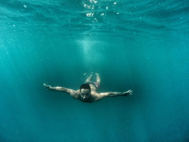Oludeniz ölüdeniz Fethiye Gopro Scuba Diving SCUBA