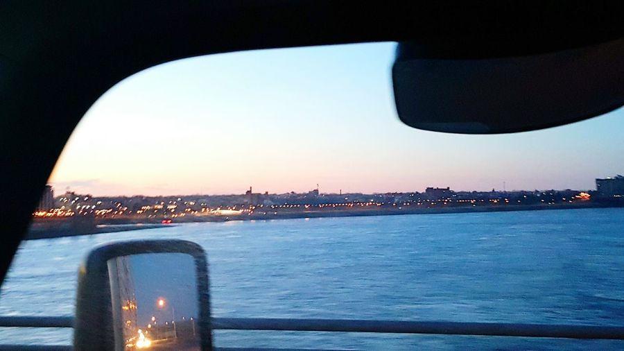 Memphis,tn Mississippi River through my wndow
