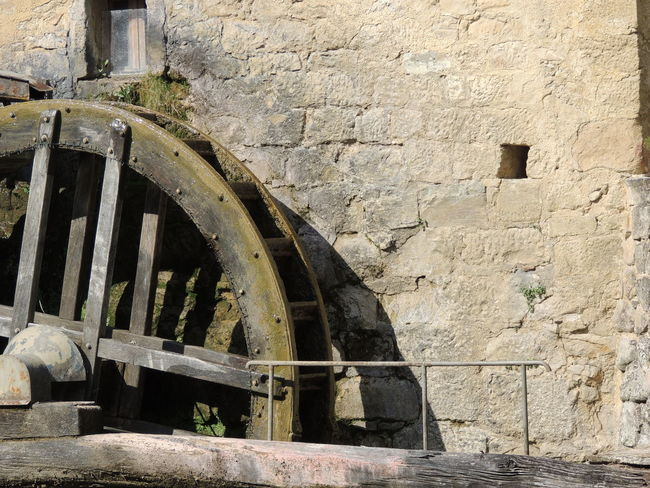 Molinetto Della Croda Architecture Built Structure Close-up Day History No People Old-fashioned Outdoors Watermill