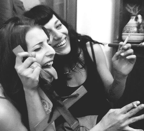 666 Italiangirl Cross Drunk Fiesta Crazy Night Punk Beer Wine Porcodio