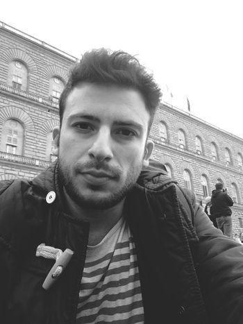 Hello World Enjoying Life Auto Portrait Selfie