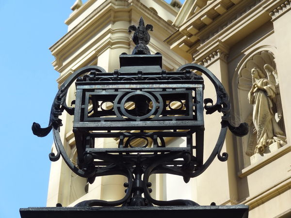 Architecture Building Exterior Built Structure City Clock Face Close-up Day Microcentro Microcentroporteño No People Outdoors Sky