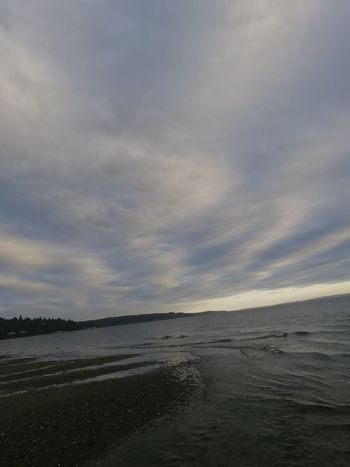 Beach Beauty In Nature Cloud - Sky Day Horizon Over Water Landscape Nature No People Outdoors Sand Scenics Sea Sky Sunset Tranquil Scene Tranquility Water Wave