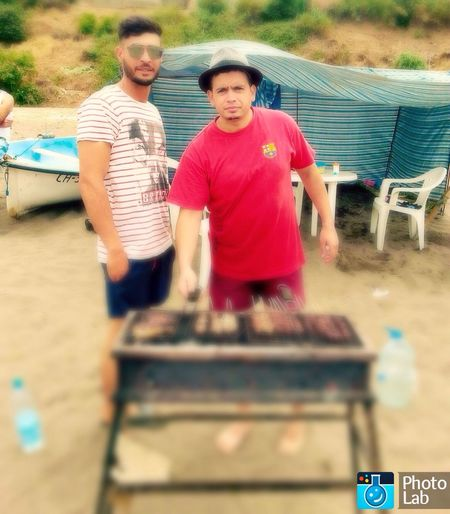 Selfie Portrait Hi! That's Me And My Friend Beach Life Summertime Sunnyday☀️ Taking Photos Beach Blue Sky Having Fun :) Check This Out Eye Em Enjoying Life Awesome Place Summer ☀ 2016😍 🍴💯👌🏻