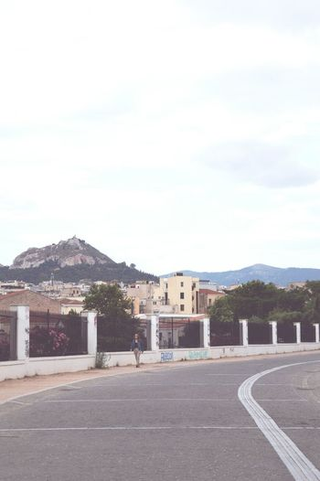 EEA3 - Athens Lycabettus Walking Around