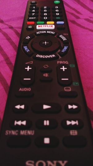Discover Indoors  No People Close-up Pink Color Technology Control Control Panel Sound Mixer Day